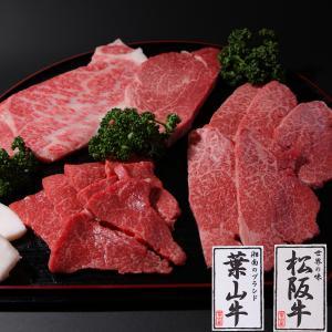 松阪牛 葉山牛 特選食べ比べセット ステーキ・焼肉 計1kg 送料無料 サーロイン ヒレ 赤身肉|niku-fujiya