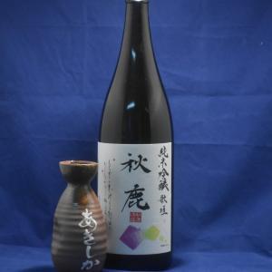 秋鹿 純米吟醸 歌垣 1.8L|niku36835