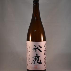 秋鹿 純米吟醸 秋鹿 1.8L|niku36835