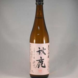 秋鹿 純米吟醸 秋鹿 720ml|niku36835