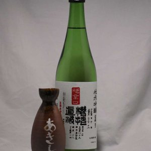 秋鹿 純米吟醸「ひやおろし」720ml|niku36835