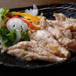 鶏塩小肉(210g) nikuya-itsukaichi