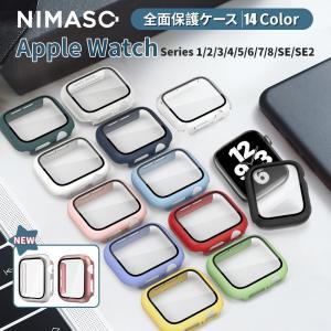 【2点目半額クーポン配布中】NIMASO送料無料 apple watch ケース se 6 5 4 ...