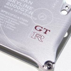 日産(NISSAN) GTR for ハコスカ ジュラルミンiPhoneケース [SE(初代)/5/6/6plus対応]|nimitts|03