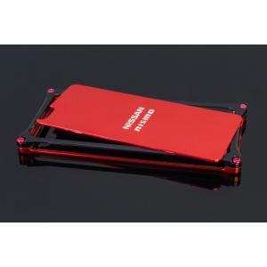 NISMO iPhoneバンパーパネルAセット [6/7/8/7Plus/8Plus対応]|nimitts