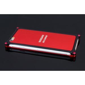NISMO iPhoneバンパーパネルAセット [6/7/8/7Plus/8Plus対応]|nimitts|03