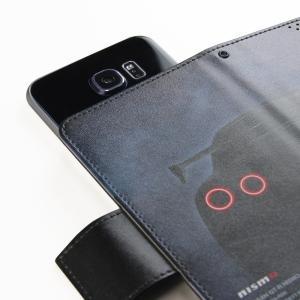 日産GT-R NISMO 手帳型汎用マルチケースA [iPhoneX他マルチ対応]|nimitts|05