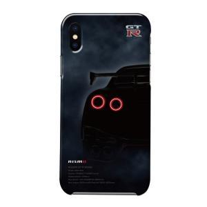 日産GT-R NISMO iPhoneケース(ポリカーボネート)  [iPhoneX,7/8対応]|nimitts
