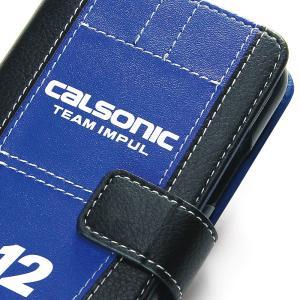 「カルソニック IMPUL GT-R」手帳型iPhoneケース  [iPhoneX/XS,7/8対応]|nimitts|02