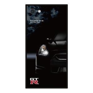 GT-R スクエア型iPhoneケース for R35 [iPhoneX/XS,7/8対応]|nimitts