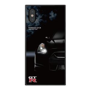 GT-R スクエア型iPhoneケース for R35 [iPhoneX/XS,7/8対応]|nimitts|02