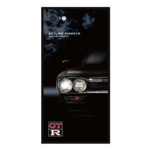 GT-R スクエア型iPhoneケース for KPGC10 [iPhoneX/XS,7/8対応]|nimitts