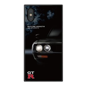 GT-R スクエア型iPhoneケース for KPGC110 [iPhoneX/XS,7/8対応] nimitts 02
