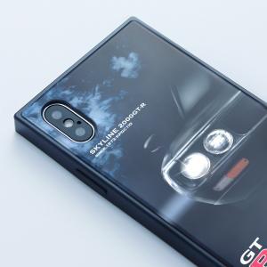 GT-R スクエア型iPhoneケース for KPGC110 [iPhoneX/XS,7/8対応] nimitts 04
