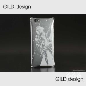 【GILD design】GIKO-250MG2 METAL GEAR SOLID V: Snake Ver. for iPhone6 Plus/6s Plus|nimitts