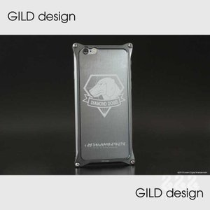 【GILD design】GIKO-252MG1 METAL GEAR SOLID V: DD Ver. for iPhone6 Plus/6s Plus|nimitts