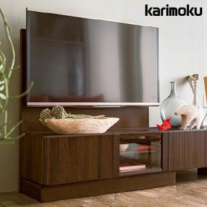 カリモク テレビボード 壁掛け SPOON スプーン QW4205 karimoku nimus