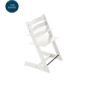 ストッケ トリップトラップ ホワイト ハイチェア ステップチェア 子供椅子 STOKKE TRIPP TRAPP 正規販売店|nimus