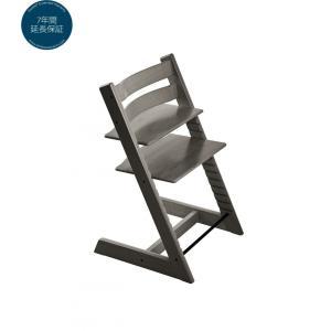 ストッケ トリップトラップ ヘイジーグレー ハイチェア ステップチェア 子供椅子 STOKKE TRIPP TRAPP 正規販売店|nimus