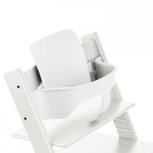 ストッケ トリップトラップ ベビーセット ホワイト ベビーチェア ステップチェア STOKKE TRIPP TRAPP 正規販売店|nimus