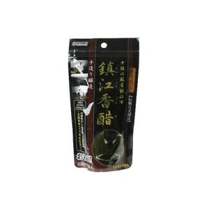 鎮江香酢(三年熟成・伝統古式製法) 200カプセル【健康食品】|ninecolors