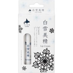 Coroku 小六 白雪 美精 馬油 リップクリーム4g|ninecolors