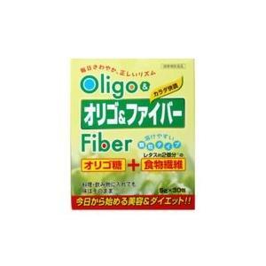 オリゴ&ファイバー 5g×30包【健康食品】|ninecolors