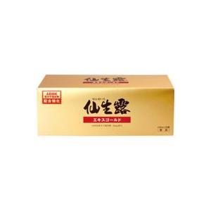 仙生露 エキスゴールド 100ml×30袋【健康食品】|ninecolors