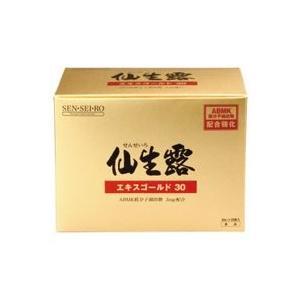 仙生露 エキスゴールド30 30ml×30袋【健康食品】|ninecolors