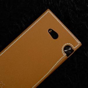 『期間限定特価』ONKYO オンキョー ハイレゾ プレーヤー GRANBEAT DP-CMX1用 レザーケース Gold 9PJCMX1 FROM PJ Italian Leather Case|nineselect