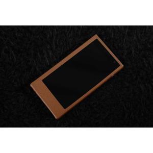 『期間限定特価』ONKYO オンキョー ハイレゾ プレーヤー GRANBEAT DP-CMX1用 レザーケース Gold 9PJCMX1 FROM PJ Italian Leather Case|nineselect|06