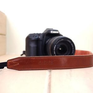 CIESTA シエスタLeather Camera Neck Strap 本革 カメラネックストラップ CSS-L30 Brown(ブラウン) レザー カメラストラップ|nineselect