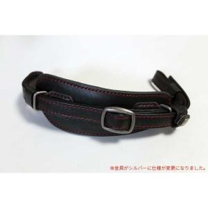 『期間限定!送料無料』Herringbone ヘリンボーン Genuine Leather Hand Grips Heritage for DSLR H10081 Black/Red Sitch レザーハンドグリップ プレート付き|nineselect|03