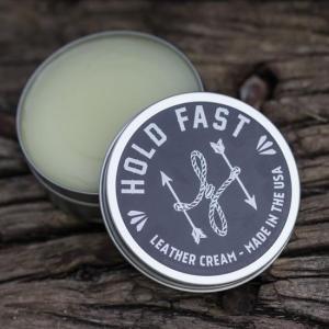 HOLD FAST/ホールドファスト HOLDFAST LEATHER CREAM レザークリーム HFLC01-40Z 4oz 113g 革 レザー お手入れ ケア用品|nineselect