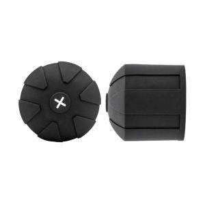 KUVRD UNIVERSAL LENS CAP 2.0 Micro 2PACK ユニバーサル レンズキャップ V2 マイクロ 2個セット レンズ口径 54mmから76mm用 シリコン カバー|nineselect