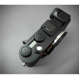 LIM'S Thumb grip for Leica CL LC-CLTGBK Black ブラック ライカ CL用  サムグリップ 親指グリップ 高級 高品質 おしゃれ|nineselect|07