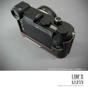 LIM'S Thumb grip for Leica CL LC-CLTGBK Black ブラック ライカ CL用  サムグリップ 親指グリップ 高級 高品質 おしゃれ|nineselect|10