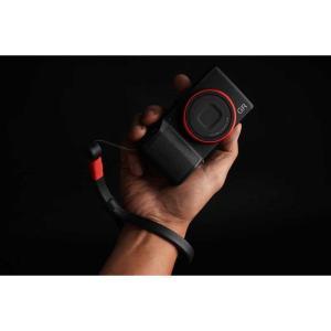 mi81 Coiling Wrist Strap 1.0 MH202 3colors ヒモ タイプ おしゃれ 本革 レザー リストストラップ カメラストラップ ハンドメイド|nineselect|03