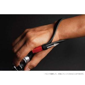 mi81 Coiling Wrist Strap 1.0 MH202 3colors ヒモ タイプ おしゃれ 本革 レザー リストストラップ カメラストラップ ハンドメイド|nineselect|09