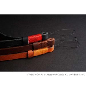 mi81 Coiling Wrist Strap 1.0 MH202 3colors ヒモ タイプ おしゃれ 本革 レザー リストストラップ カメラストラップ ハンドメイド|nineselect|10