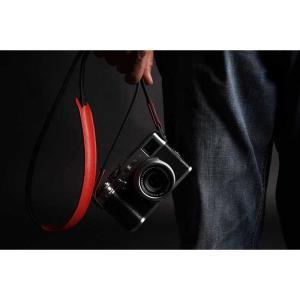 mi81 Shoulder pad neck strap MN401 4colors 丸リング タイプ おしゃれ 本革 レザー ネックストラップ カメラストラップ ショルダーパッド|nineselect|03