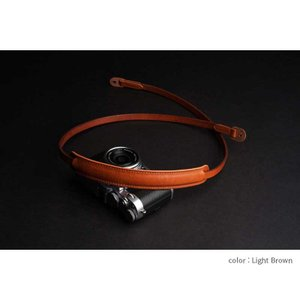 mi81 Shoulder pad neck strap MN401 4colors 丸リング タイプ おしゃれ 本革 レザー ネックストラップ カメラストラップ ショルダーパッド|nineselect|05