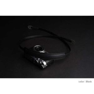 mi81 Shoulder pad neck strap MN401 4colors 丸リング タイプ おしゃれ 本革 レザー ネックストラップ カメラストラップ ショルダーパッド|nineselect|06