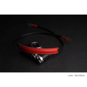 mi81 Shoulder pad neck strap MN401 4colors 丸リング タイプ おしゃれ 本革 レザー ネックストラップ カメラストラップ ショルダーパッド|nineselect|07