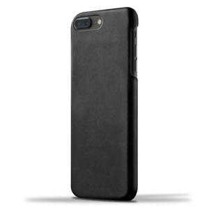 iPhone8 Plus iPhone7 Plus 用レザーケース MUJJO Leather Case Black 本革ケース おしゃれ 並行輸入品|nineselect