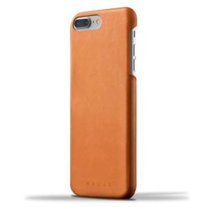 iPhone8 Plus iPhone7 Plus 用レザーケース MUJJO Leather Case Tan 本革ケース おしゃれ 並行輸入品|nineselect