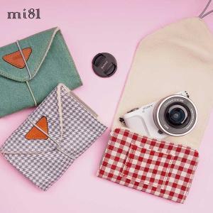 クリックポストOK! カメララップ mi81 Cotton Printed Wrap 3colors...