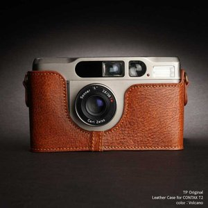 TP Original Leather Camera Body Case for CONTAX T2...