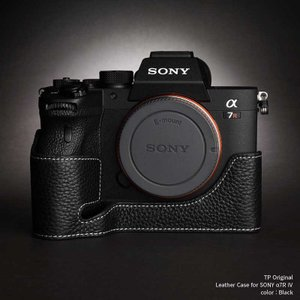 TP Original Leather Camera Body Case for SONY α7R ...