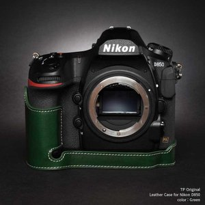 TP Original Leather Camera Body Case for Nikon D85...